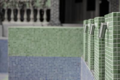 Sauna Mosaic 25