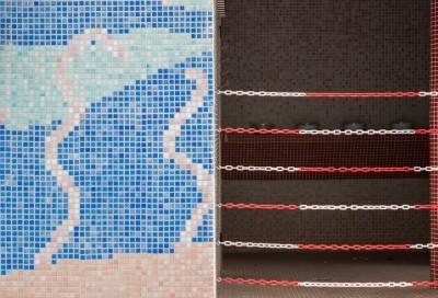 Sauna Mosaic 26