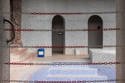 Sauna Mosaic 30